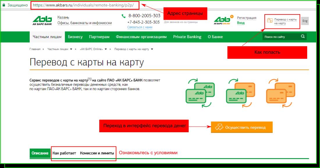 онлайн платежи ак барс банк взять кредит в е капуста